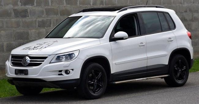VW Tiguan 2.0 TDI Track&Field DSG 212'000 km CHF7'480 - buy on carforyou.ch - 1