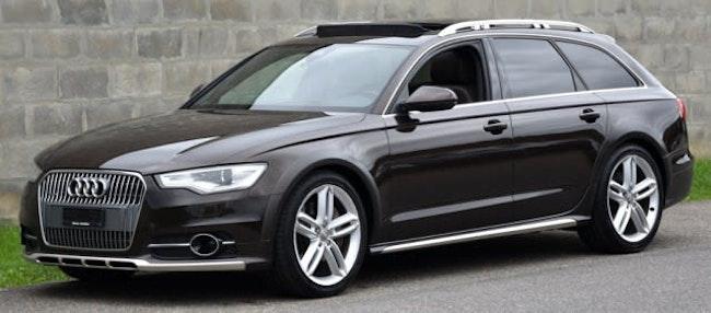 Audi A6 Allroad 3.0 BiTDI V6 quattro tiptronic 256'000 km CHF14'880 - buy on carforyou.ch - 1