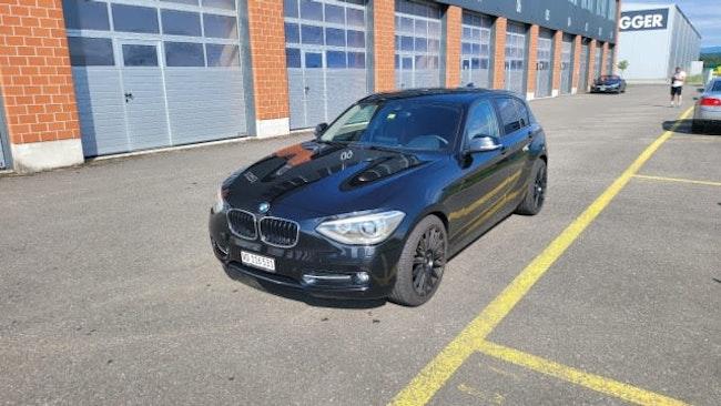 BMW 1er 116d Sport Line Steptronic 115'000 km CHF11'900 - acheter sur carforyou.ch - 1