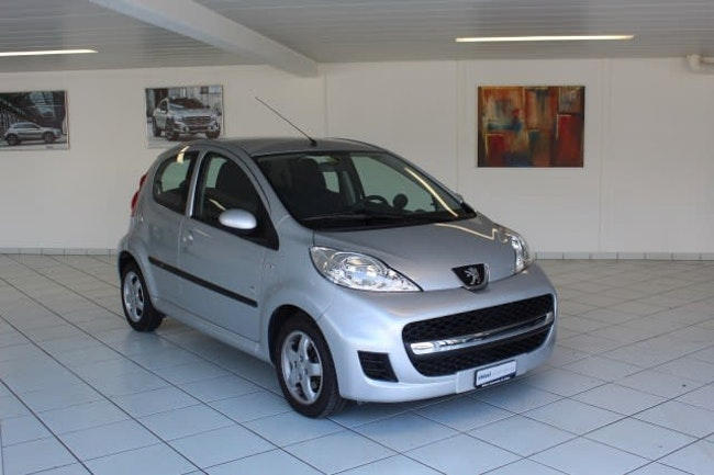 Peugeot 107 1.0 Swiss Edition 68'800 km CHF4'500 - buy on carforyou.ch - 1