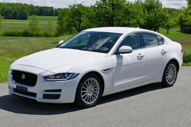 Jaguar XE E-Performance 20d Portfolio Automat 195'000 km CHF12'800 - acquistare su carforyou.ch - 1
