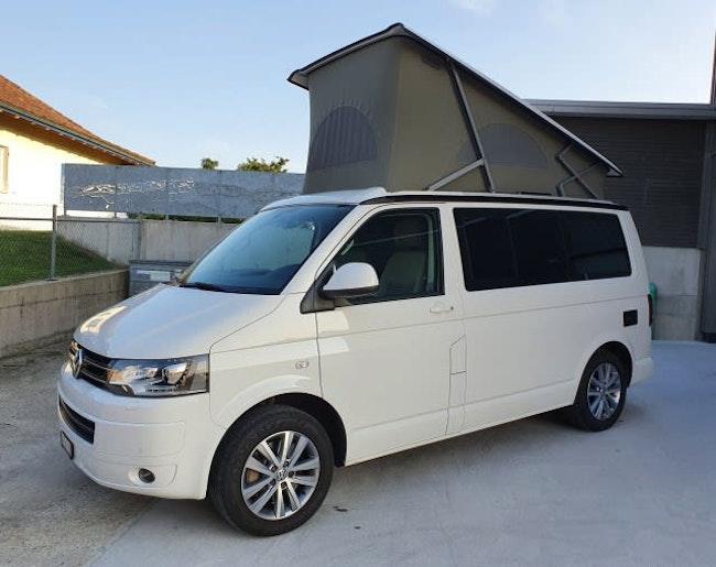 VW T5 Multivan California 2.0 Bi-TDI CR Comfortline 4Motion DSG 65'000 km CHF53'500 - acheter sur carforyou.ch - 1