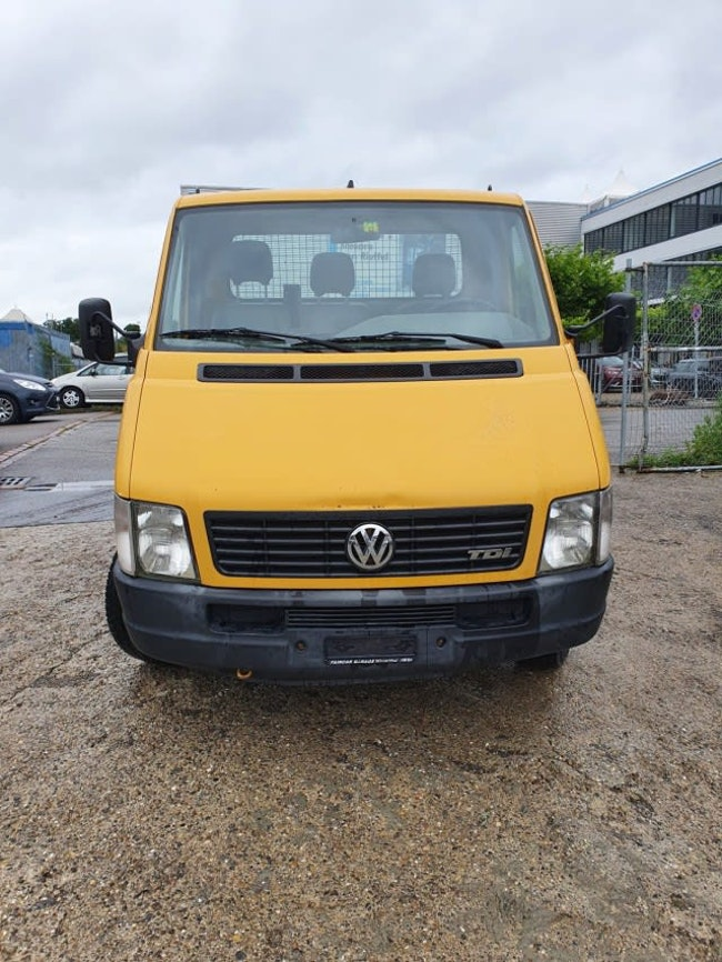 VW LT - Serie LT 46 2.5TDI Duo 155'000 km CHF6'900 - acquistare su carforyou.ch - 1