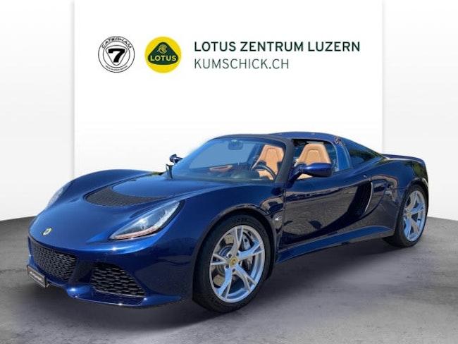 Lotus Exige S Roadster 18'000 km CHF63'500 - kaufen auf carforyou.ch - 1