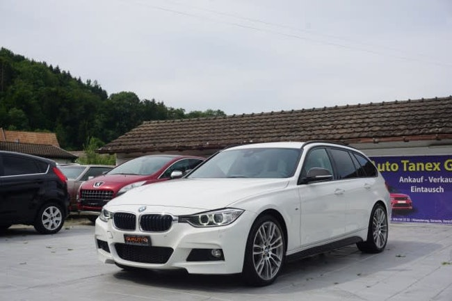 BMW 3er 330d xDrive Touring Sport Line Steptronic 134'270 km CHF22'990 - buy on carforyou.ch - 1