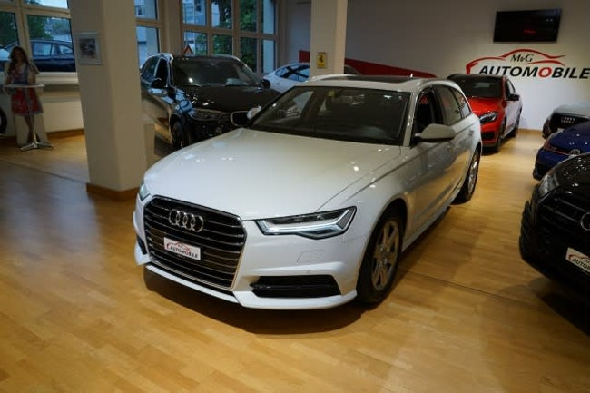 Audi A6 Avant 3.0 TDI V6 quattro S-tronic 109'000 km CHF27'700 - acheter sur carforyou.ch - 1