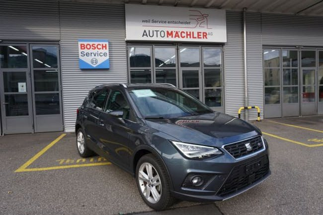 SEAT Arona 1.0 TSI 115 FR DSG 35'000 km CHF22'900 - buy on carforyou.ch - 1