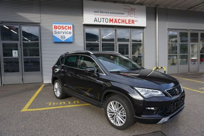 SEAT Ateca 1.5 TSI Xcellence DSG 26'000 km CHF29'900 - buy on carforyou.ch - 1