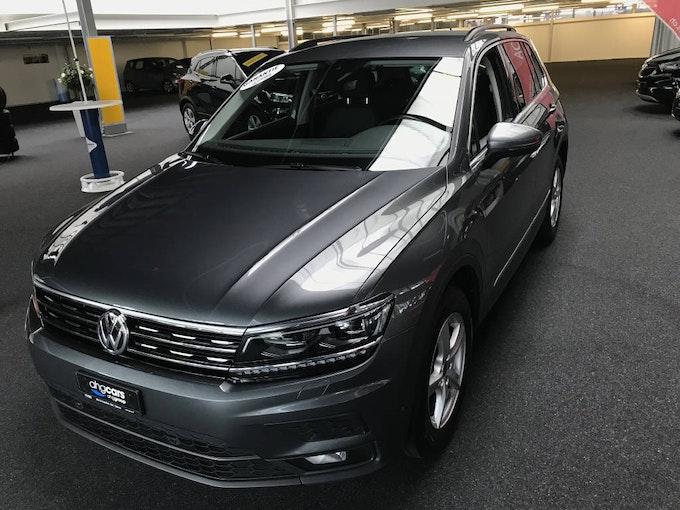 VW Tiguan 1.4 TSI Comfortline DSG 47'700 km CHF28'990 - buy on carforyou.ch - 1