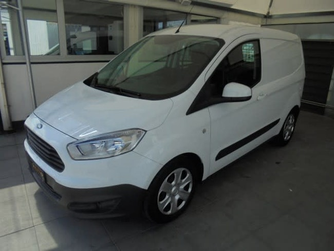 Ford Courier Transit Courier Van 1.0 EcoBoost Ambiente 17'500 km CHF12'900 - acquistare su carforyou.ch - 1