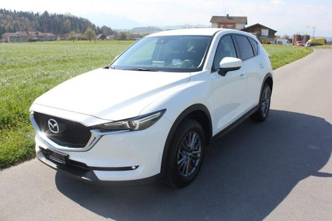 Mazda CX-5 SKYACTIV-D 150 Ambition AWD 51'000 km CHF24'990 - buy on carforyou.ch - 1