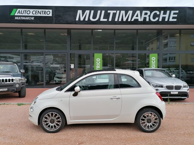 Fiat 500 1.0 N3 MildHybrid Star 28 km CHF16'900 - buy on carforyou.ch - 1