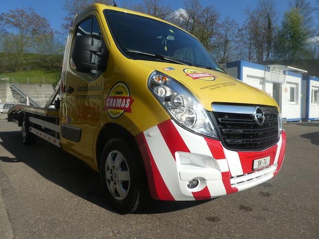 Opel Movano 2.3 CDTI 3.5t L2H1 122'000 km CHF22'900 - buy on carforyou.ch - 1