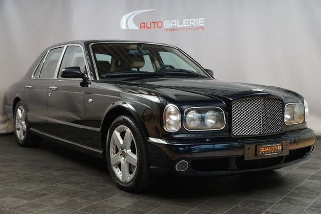 Bentley Arnage T 87'100 km CHF42'900 - buy on carforyou.ch - 1