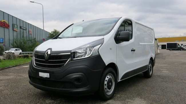 Renault Trafic 1.6 ENERGY dCi 95 3.0t Access L1H1 25'500 km CHF19'900 - acheter sur carforyou.ch - 1