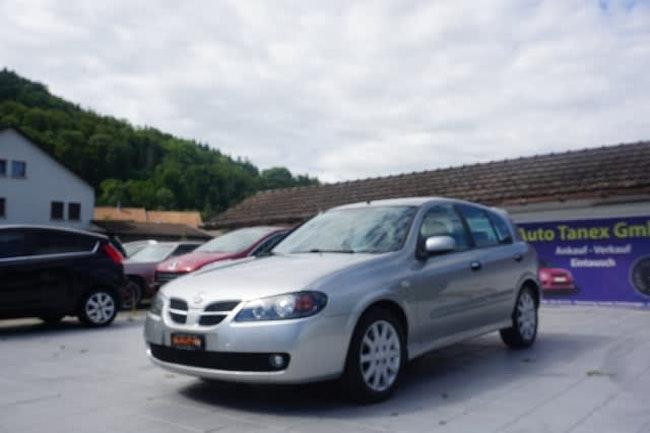 Nissan Almera 2.2 DI business 145'000 km CHF3'990 - kaufen auf carforyou.ch - 1