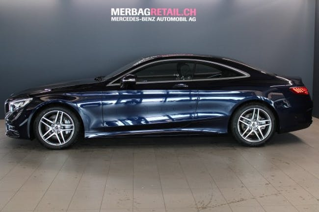 Mercedes-Benz S-Klasse S 450 4Matic 100 km CHF113'000 - buy on carforyou.ch - 1