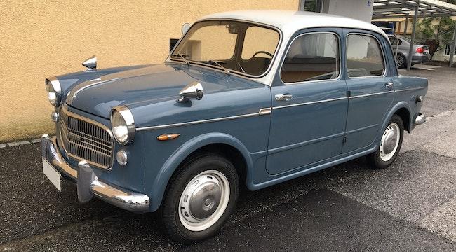 Fiat 1100 D, Jg. 1958 85'000 km CHF11'300 - acheter sur carforyou.ch - 1