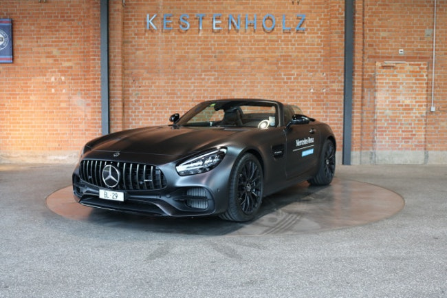 Mercedes-Benz GT AMG GT Roadster 2'000 km CHF179'900 - buy on carforyou.ch - 1