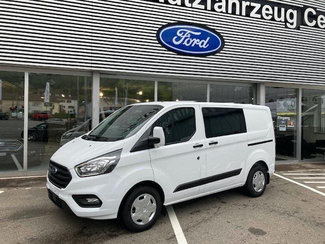 Ford Transit Custom Transit C Van 320 L1 2.0 TDCi 130 Trend 17 km CHF31'900 - buy on carforyou.ch - 1