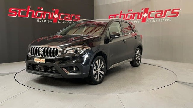 Suzuki SX4 S-Cross 1.4 16V Compact Top Hybrid 4WD Automatic 10 km CHF30'590 - kaufen auf carforyou.ch - 1