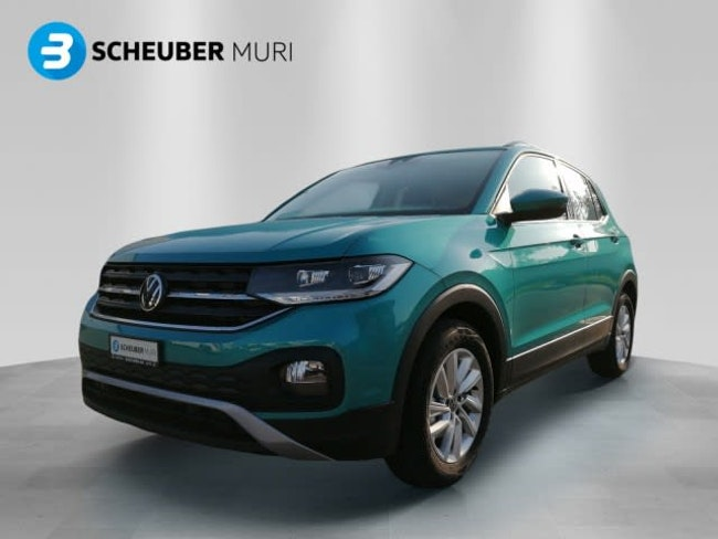 VW T-Cross 1.0 TSI Life DSG 25 km CHF31'260 - acquistare su carforyou.ch - 1