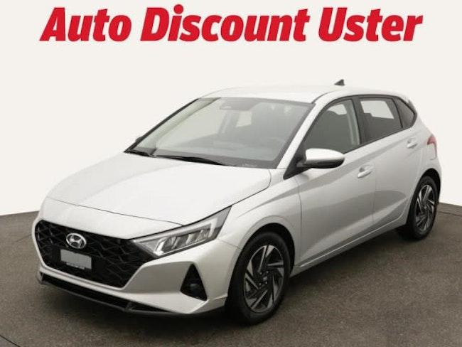 Hyundai i20 1.0 T-GDi Limited DCT 5 km CHF19'850 - kaufen auf carforyou.ch - 1