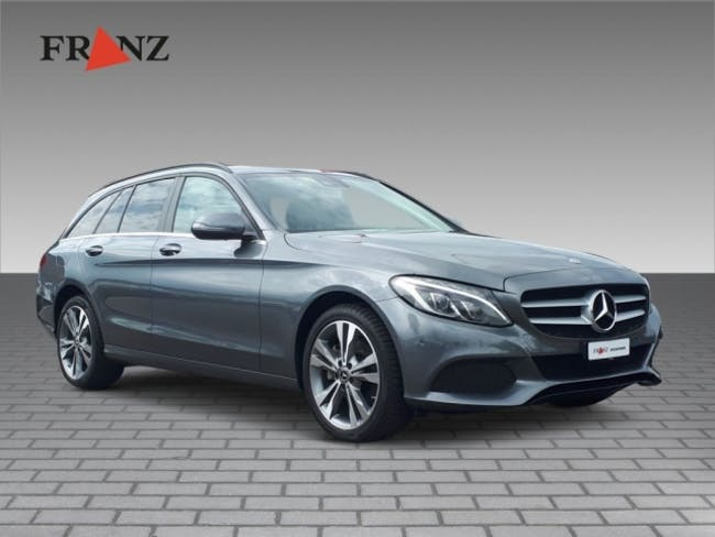 Mercedes-Benz C-Klasse C 250 d Swiss Star 4Matic 63'100 km CHF31'400 - buy on carforyou.ch - 1