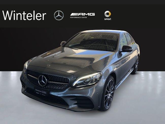 Mercedes-Benz C-Klasse C 220d SwissStar 4M AMG L 12'500 km CHF44'800 - buy on carforyou.ch - 1