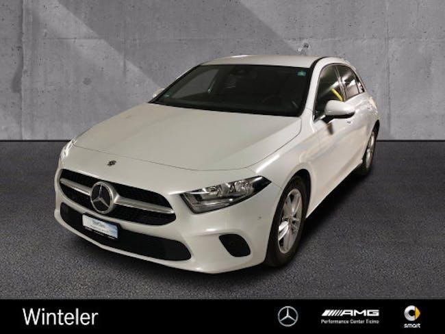 Mercedes-Benz A-Klasse A 160 37'500 km CHF24'500 - buy on carforyou.ch - 1