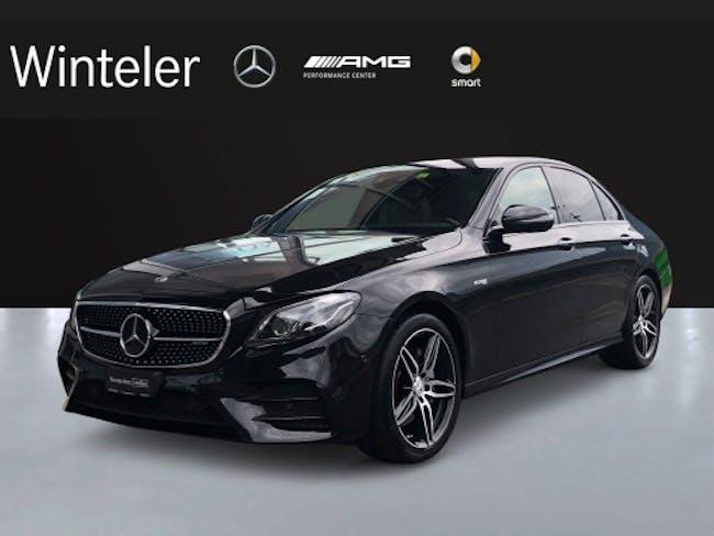 Mercedes-Benz E-Klasse E 43 AMG 4Matic 38'800 km CHF57'500 - buy on carforyou.ch - 1
