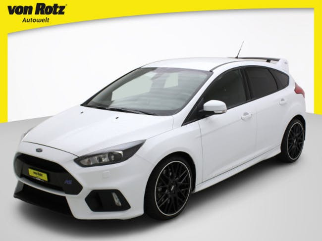 Ford Focus 2.3 EcoBoost RS AWD 35'950 km CHF33'990 - buy on carforyou.ch - 1