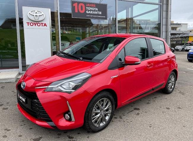 Toyota Yaris 1.5 VVT-i HSD Trend 4'000 km CHF21'900 - acquistare su carforyou.ch - 1