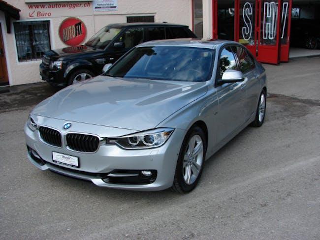 BMW 3er 335i Sport Line 54'000 km CHF27'800 - buy on carforyou.ch - 1