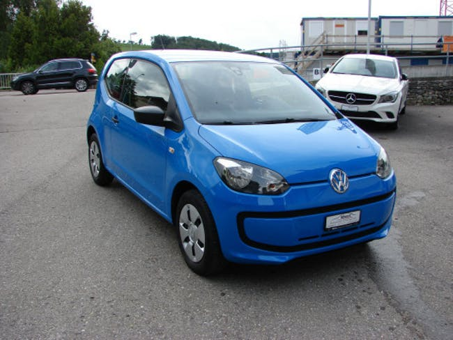 VW Up 1.0 start up 104'800 km CHF5'990 - acheter sur carforyou.ch - 1