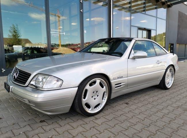 Mercedes-Benz SL -Klasse R129 Cabrio SL 500 V8 50'500 km CHF49'900 - acquistare su carforyou.ch - 1