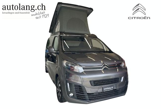 Citroën Spacetourer Camper M 2.0 BlueHDi 140 Club S/S 25 km CHF61'400 - acheter sur carforyou.ch - 1