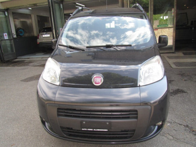 Fiat Qubo 1.4 Dynamic 101'000 km CHF4'850 - kaufen auf carforyou.ch - 1