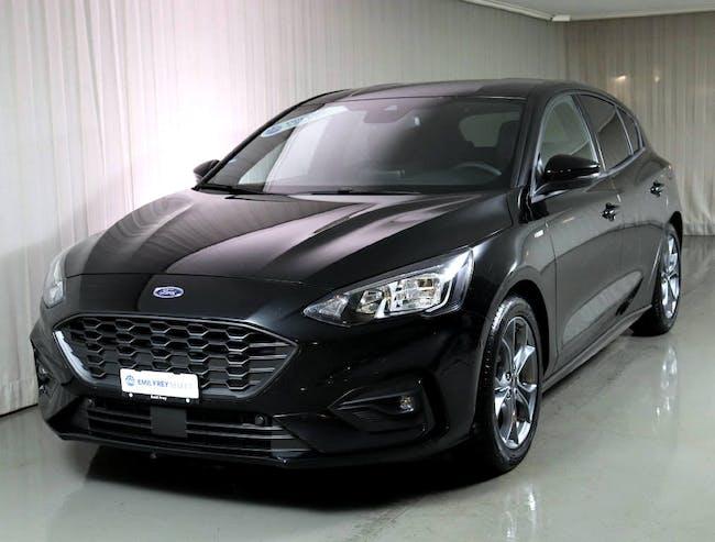 Ford Focus 1.0i EcoB 125 ST-Line 17'800 km CHF23'250 - buy on carforyou.ch - 1