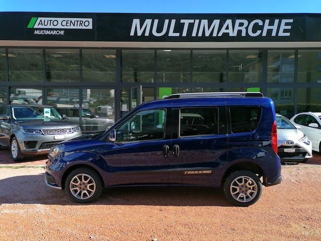 Fiat Doblo Panorama 1.6 16V JTD 120 Easy 5P 100 km CHF20'900 - buy on carforyou.ch - 1