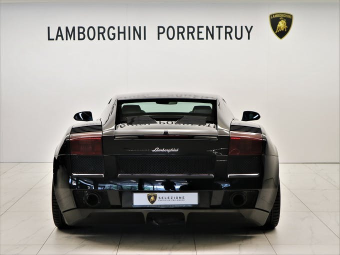 Lamborghini Gallardo 5.0 V10 Coupé Nera 93'200 km CHF84'500 - acheter sur carforyou.ch - 1