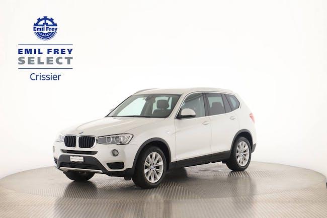BMW X3 20d xDrive 47'650 km CHF35'000 - buy on carforyou.ch - 1
