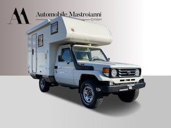 Toyota Land Cruiser 400 Pick-up 4.2 D 4x4 103'500 km CHF75'900 - acquistare su carforyou.ch - 3
