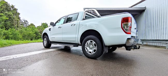 Ford Ranger DKab.Pick-up 2.2 TDCi 4x4 Limited 43'000 km CHF33'500 - buy on carforyou.ch - 1