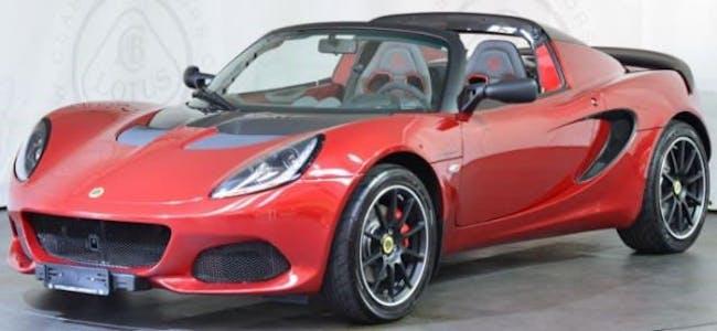 Lotus Elise Sprint 220 7'000 km CHF56'800 - kaufen auf carforyou.ch - 1