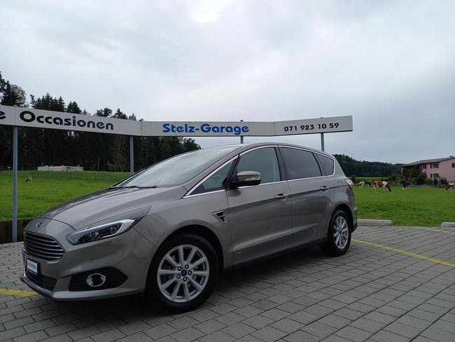Ford S-Max 2.0 TDCi 180 Titanium FPS 4x4 60'000 km CHF26'800 - buy on carforyou.ch - 1