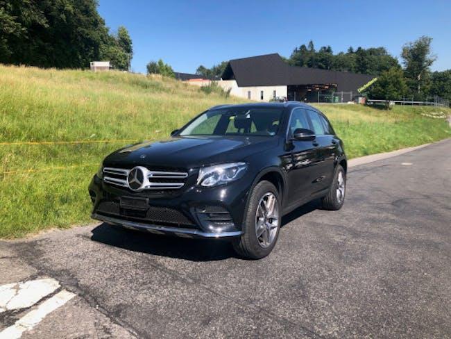 Mercedes-Benz GLC-Klasse GLC 250 AMG Line 4Matic 47'800 km CHF42'500 - buy on carforyou.ch - 1