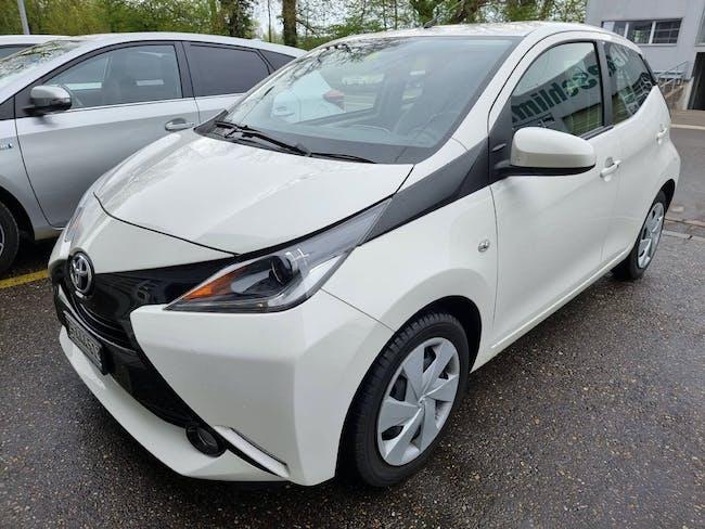 Toyota Aygo 1.0 VVT-i x-play 48'000 km CHF11'500 - kaufen auf carforyou.ch - 1