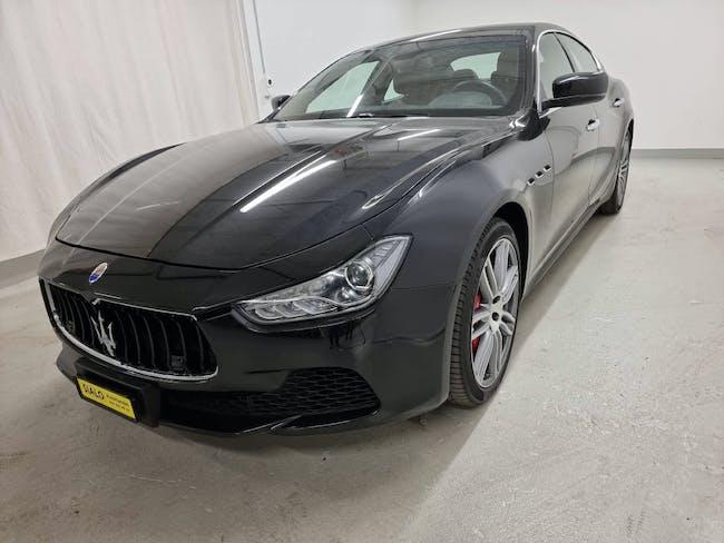 Maserati Ghibli 3.0 V6 S Q4 410 PS 36'000 km CHF46'950 - kaufen auf carforyou.ch - 1
