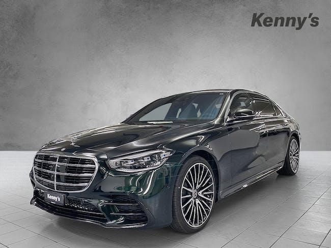 Mercedes-Benz S-Klasse S 500 V6 AMG Line 4matic lang 29 km CHF181'100 - acheter sur carforyou.ch - 1